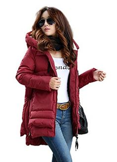 Spikerking Women's Jacket Hooded Military Outfit Thickening Coat