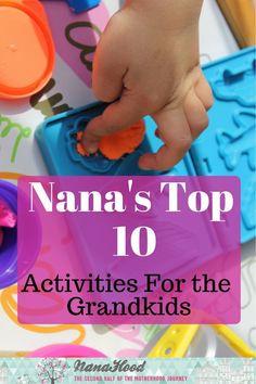 Ten Free Summer Activities for Children - Nanahood