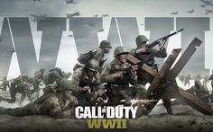 Call of Duty: WWII — мультиплатформенная видеоигра в жанре трёхмерного шутера от первого лица, игра будет разработана студией Sledgehammer Games и издана Activision.