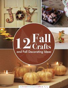 Fall Crafts eBook