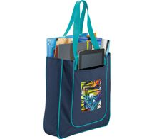 [2301-12] Punch Tablet Tote - Leed's Promotional Products