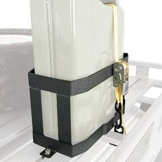 JERRY CAN HOLDER PIONEER & AT TRAY - Roof Rack Superstore