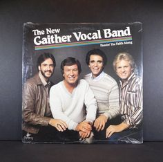 Bill Gaither, Jon Mohr, Gary McSpadden, Steve Green. Includes Into The Word I Dont Mind Rumormill & More. DST 4102. Original Factory Sealed. Gift Quality.  Artist: Bill Gaither, Jon Mohr, Gary McSpadden, Steve Green Album: The New Gaither Vocal Band ‎– Passin The Faith Along Label: Dayspring Records ‎– DST-4102 Released: 1983 Format: Vinyl, LP, Album  Audibly and Visually graded. Vinyl: Vinyl is original factory sealed and has not been audibly or visually graded.  Cover & Inner Sleeve…