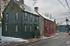 Colonial, Rhode Island