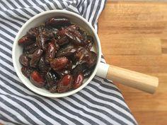 Kókosdöðlur með chili eatrvk