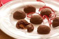 Molten-Middle Truffle Cookies recipe