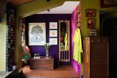 An arty eclectic South Mumbai apartment