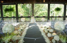 Biltmore House wedding, Asheville, NC