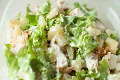recept Potato Salad, Potatoes, Ethnic Recipes, Food, Pineapple, Potato, Essen, Meals, Yemek