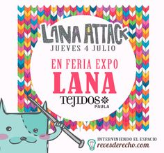 Expo Lana, Julio 2013