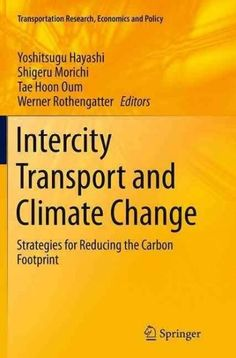 Intercity Transport and Climate Change: Strategies for Reducing the