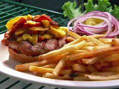 Crazee Burger San Diego, CA : Food Network - FoodNetwork.com