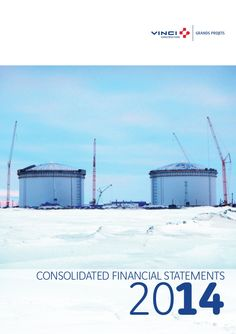 VINCI Construction Grands Projets - Consolidated financial statements 2014