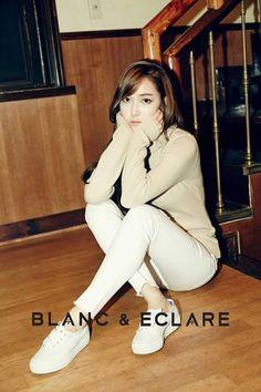 Jessica for BLANC & ECLARE Turtleneck