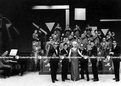 Orquesta Los Melódicos en la década de los 60. Foto: Archivo Fotográfico/Cadena Capriles
