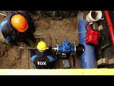 FOX FIITTINGS offers its customers electrofusion branch saddles with big size outlets, together with drilling equipment produced also by FOX. Drilling Machine, Welding Machine, Pipe Welding, Hot, Manual, Youtube, Textbook, Welding Set, Youtubers