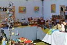 Brooksvale Fall Festival (SongandSeason) Tags: booth display handmade craftshow