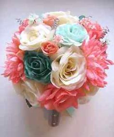 Image result for mint wedding flowers