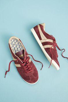 Slide View: 5: Gola Metallic Bullet Sneakers