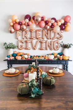 Plan the perfect Friendsgiving party with statement balloons and a DIY burgundy balloon garland kit friendsgiving thanksgiving friendsgivingpartydecor balloongarlandkit fallburgundyballoongarlandkit Diy Party Decorations, Balloon Decorations, Birthday Decorations, Balloon Backdrop, Balloon Garland, Balloon Columns, Diy Party Backdrop, Diy Party Garland, Diy Party Banner