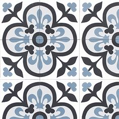 Ceramic tiles and quite affordable and give your home an elegant and unique touch without drowning out other are… Floor Patterns, Tile Patterns, Mosaic Tiles, Wall Tiles, Home Decoracion, Tiles Online, Tiles Texture, Brick And Stone, Style Tile