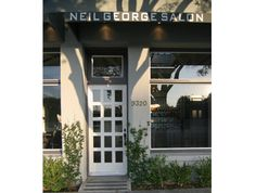 Neil George Salon. Beverly Hills, CA. The door to great hair!