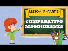 Lezione 17(pt 2)- COMPARATIVO MAGGIORANZA - YouTube