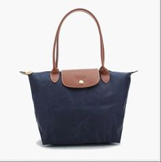 Longchamps Le Pliage Small in navy or black
