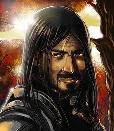 Commission work for. Scorpion Mortal Kombat, Mortal Kombat Games, Kratos God Of War, Mortal Combat, Queen Art, Dc Universe, Studios, Star Wars, Darth Vader
