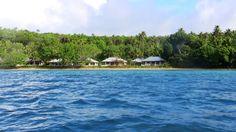 Resort en construction sur Nuapapu, #Tonga