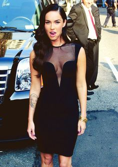 Megan Fox #girls #celebrities