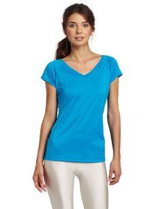 Columbia Women's Vista Ridge Tee, Compass Blue, « ShirtAdd.com – Perfect Fit Shirts
