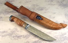 Saami Style Hunter - The Knife Network