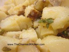 A Trio of Potato Salads | The Charmed Kitchen