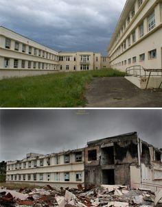 Abandoned New Zealand Waipukurau Hospital 2