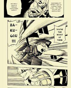 Boku no Hero Academia Manga. #28