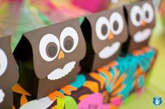 Hostess with the Mostess® - Peace, Love and Owl's