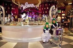Sweet! - crazy candy shop at 6801 Hollywood Boulevard Las Angeles, California 90028