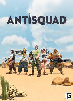 Antisquad Full Yüklə  IOS platformasında olduqca bəyənilən oyunun daha sonra komputer versiy... http://www.oyunuyukle.net/2016/09/antisquad-yukle.html