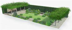 Chelsea 2014: 360 degree view of The Telegraph garden - Telegraph