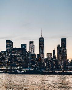 "23.5 m Gostos, 199 Comentários - Jacqueline Mikuta (@mikutas) no Instagram: ""Endless love #newyork"""