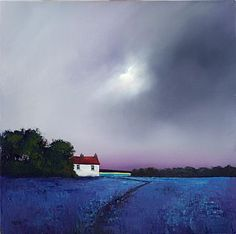 barry hilton winter paintings - Google Search