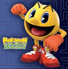 PAC-MAN and the Ghostly Adventures Lunch Napkins, 88954