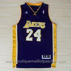 Maillot NBA Enfant LeBron James Los Angeles Lakers Nike Icon