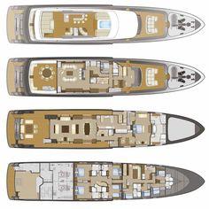 147' Sunrise Yachts | Luxury Yachts | Superyachts and Mega Yachts Builder