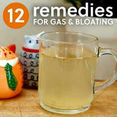 12 Remedies to Get Rid of Gas & Bloating  ...  http://herbsandoilshub.com/12-remedies-to-get-rid-of-gas-bloating/