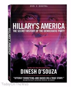 Hillary's America Movie [New DVD + Digital] by Dinesh D'Souza