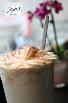 jaja's #lowcarb heiße #Schokolade #lchf #nosugar #hotchocolate Cafe Bistro, Hot Chocolate, Low Carb, Pudding, Sugar, Desserts, Recipes, Food, Haha