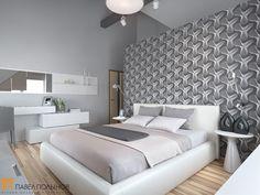 Дизайн спальни / Bedroom / Bedroom ideas / Bedroom color / Bedroom decor / Bedroom design / by Pevel Polinov Studio #design #interior #homedecor #interiordesign
