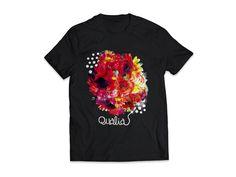ダンス×音楽×アートイベント「QUALIA vol.4」Tシャツ